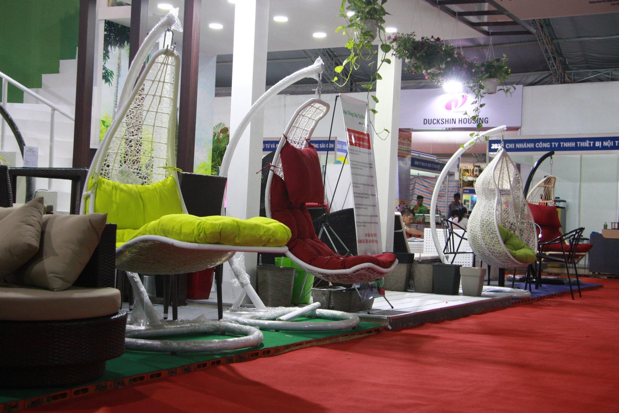 Các mẫu ghế xích đu nghệ thuật Minh Thy Furniture