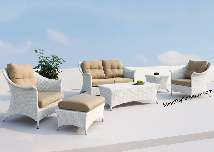 Sofa mây nhựa MT161