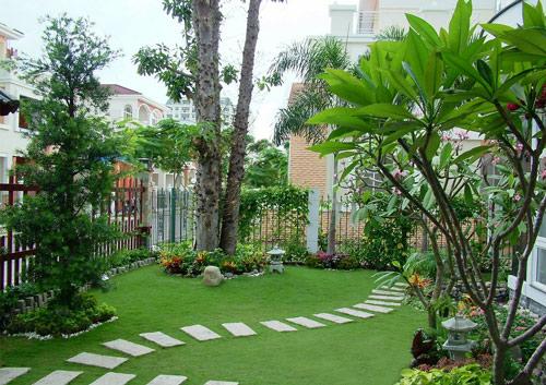 Khu vườn xinh xắn