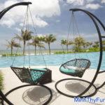 Minh Thy Furniture cung cấp nội-ngoại thất mây nhựa cho Carmelina Beach Resort