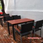 Cafe Đan Anh chọn Minh Thy Furniture là nhà cung cấp bàn ghế cafe sân vườn