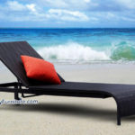 Sản phẩm ngoại thất mây nhựa là lựa chọn hoàn hảo nhất cho resort ven biển