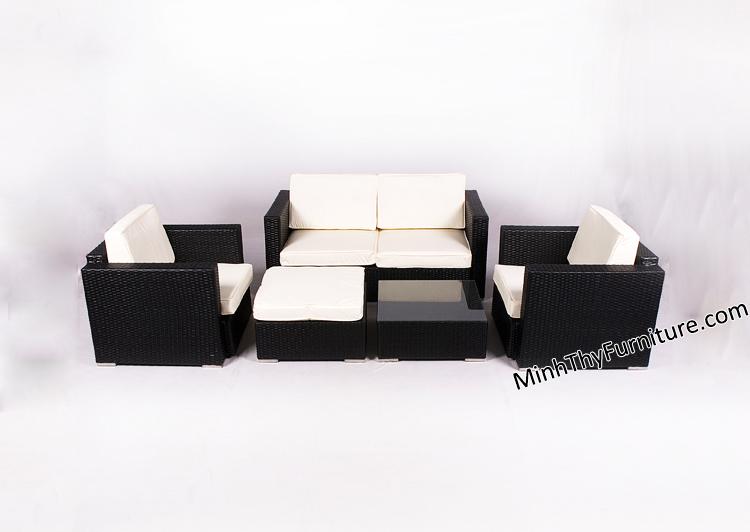 Sofa mây nhựa MT106