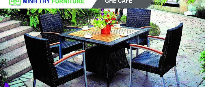 Video quy trình sản xuất bàn ghế cafe nhựa giả mây MT2A30 của Minh Thy Furniture