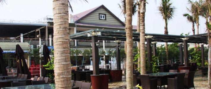 Nhà hàng Con Cá Vàng chọn Minh Thy là nhà cung cấp bàn ghế ngoài trời