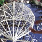 Ghế xích đu sân vườn được tạo ra như thế nào tại xưởng sản xuất Minh Thy Furniture