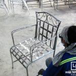 Video sản xuất ghế sắt nghệ thuật tại xưởng cơ khí Minh Thy Furniture