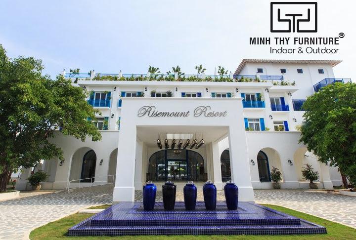 Khu nghỉ dưỡng Risemount Đà Nẵng