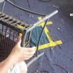Video thể hiện quy trình đan bàn ghế hồ bơi tại xưởng Minh Thy Furniture