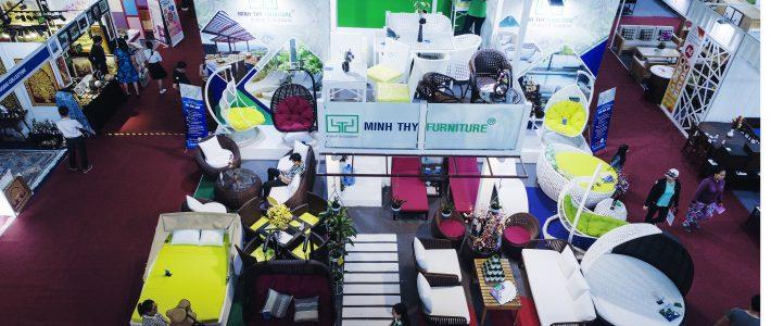 Minh Thy Furniture là nhà tài trợ Bạc đồng hành cùng Hội chợ Vifa Home 2018