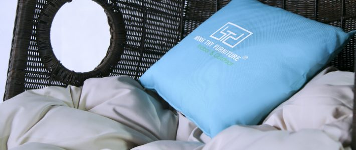 Hướng dẫn cách thức vệ sinh sản phẩm ghế xích đu giả mây