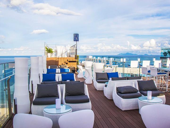 Belle Maison Parosand Đà Nẵng cũng lựa chọn Minh Thy là đối tác cung cấp các sản phẩm bàn ghế giả mây