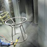 Ý nghĩa của việc sơn tĩnh điện cho bàn ghế sắt