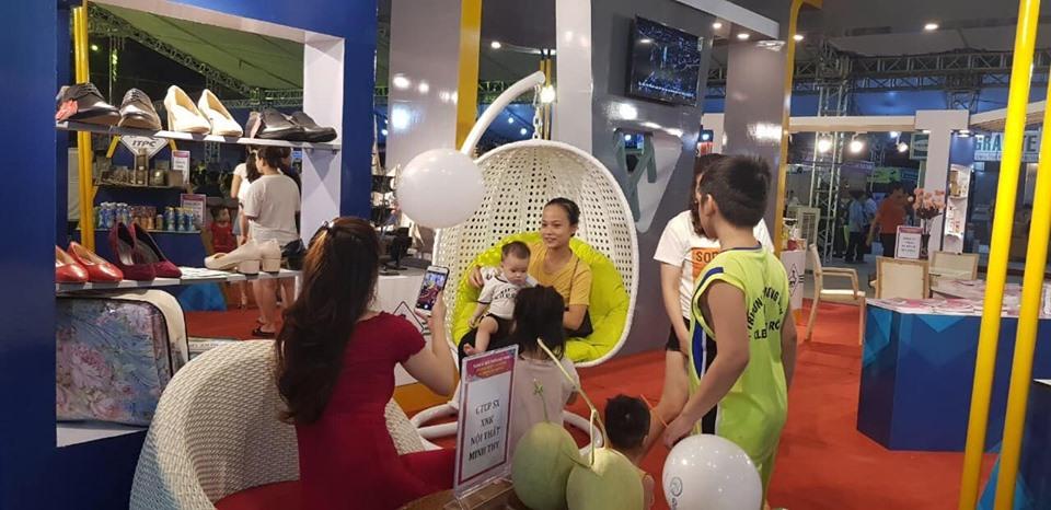 Minh Thy Furniture cùng Tuần lễ giới thiệu sản phẩm doanh nghiệp TP. HCM tại tỉnh Nghệ An 2