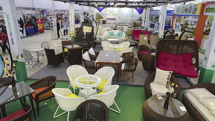 Minh Thy Furniture cùng Tuần lễ giới thiệu sản phẩm doanh nghiệp TP. HCM tại tỉnh Nghệ An
