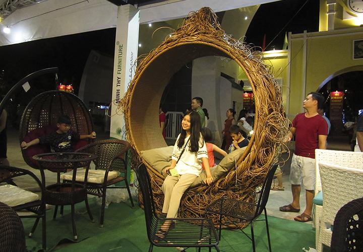 Minh Thy Furniture cùng Tuần lễ giới thiệu sản phẩm doanh nghiệp TP. HCM tại tỉnh Nghệ An 3
