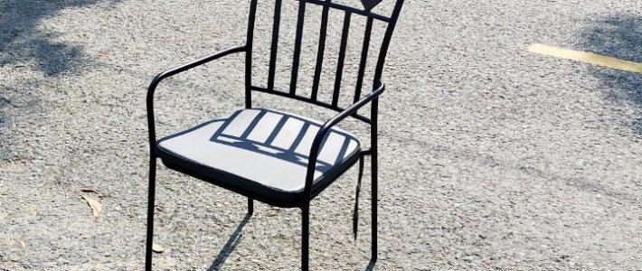 Làm sao để ghế sắt cafe sân vườn đạt tuổi thọ cao?