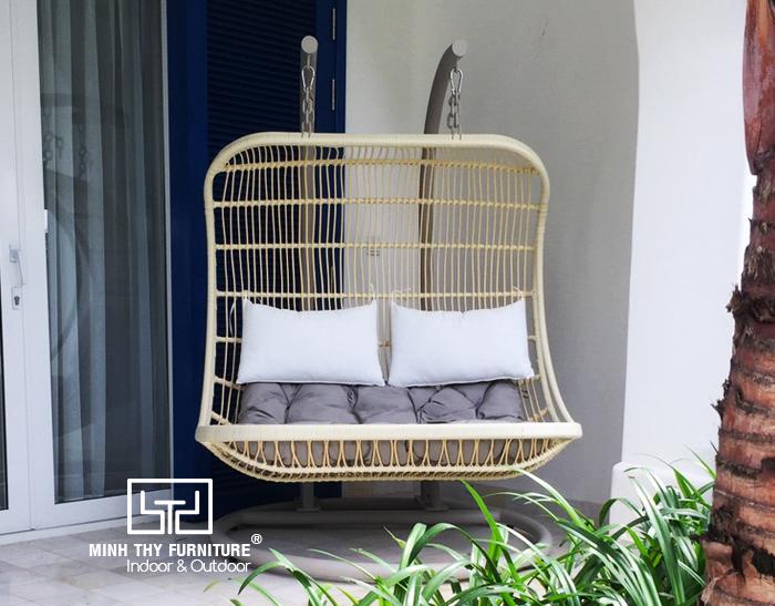 Sản phẩm xích đu đôi MT970 của Minh Thy Furniture