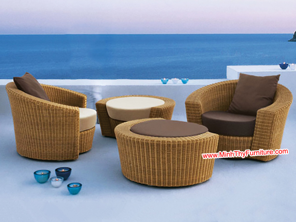 Ghế bành thư giãn giúp người ngồi có cảm giác thoải mái nhất