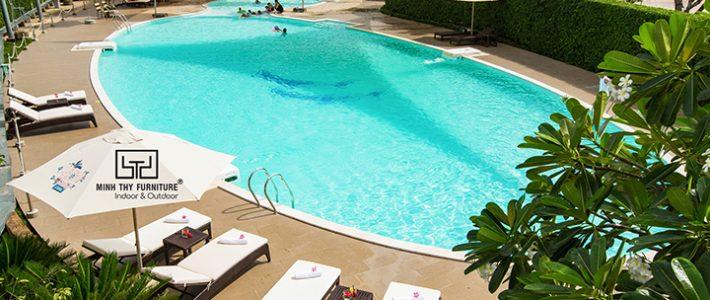 Hồ bơi Cana đặt hàng giường nằm hồ bơi của Minh Thy Furniture 1