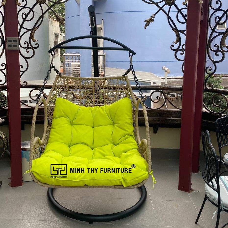 Cách chọn ghế xích đu treo đẹp cho hiên nhà và sân sau
